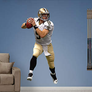 Drew Brees - Away  Fathead Wall Decal